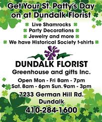 dundalk florist your st patty s day on at dundalk florist dundalk florist inc