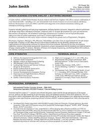 Best Engineering Resume Template Software Engineer Resume Sles Sle Resume For Software