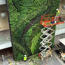 Urban Wall Garden - habitat horticulture home
