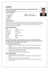 Senior Manager Resume Template Transportation Resume Examples Sample Resume Transport Managers