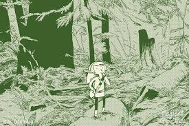 in the woods lost in the woods fangamer