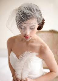 headdress for wedding hair net veil headdress wedding bridal party comb bird cage