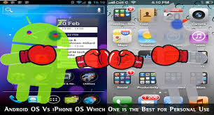 os android android os vs iphone os which one is the best