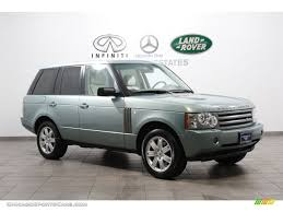 green land rover 2008 land rover range rover v8 hse in lucerne green metallic