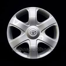 2004 toyota corolla hubcaps toyota matrix wheel cover ebay