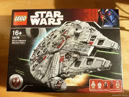 lego star wars ultimate collector u0027s millennium falcon 10179