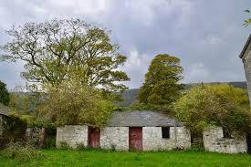 free photo autumn deserted derelict farmyard country trees max pixel