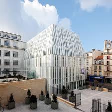 la banque postale si e social photographie d architecture siége de la banque postale atelier d