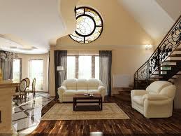 modern country kitchen design interior french country kitchen design with wooden stair decor