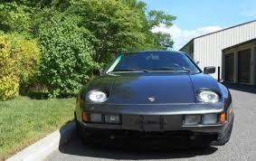 1984 porsche 928 specs 1984 porsche 928 s coupe 4 7 liter v8 porsche 84k survivor 928