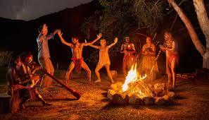 tjapukai cultural park aboriginal tourist attraction cairns