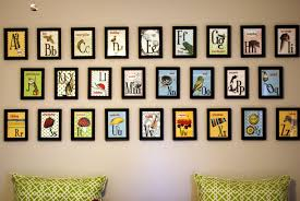 Kid Room Accessories by Accessories Excellent Picture Of Decorative Cartoon Kid Alphabet