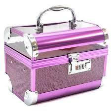 Makeup Box purple vanity makeup box rs 550 apf collection id