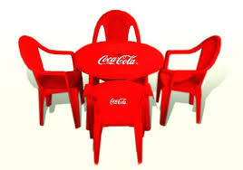 coca cola table and chairs coca cola table and chair red plastic set chaincuttersunion