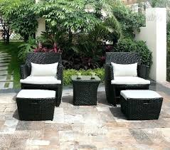 patio furniture with ottomans outdoor chairs with ottoman patio chairs with ottomans design that