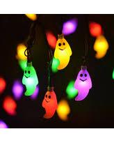 savings on sylvania 10 ghost lights halloween string light set