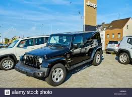 jeep car 2017 moenchengladbach germany april 30 2017 beautiful jeep car