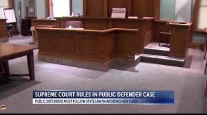 Desk Defender Missouri Supreme Court Stops Public Defenders From Rejecting Cases