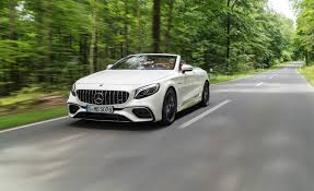 2018 mercedes benz s class coupe and cabriolet photos and info