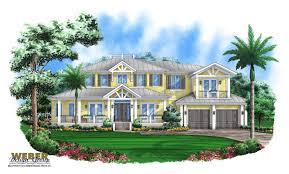 key west style home floor plans modern 4 bedroom house plans house