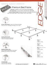 bed frames u0026 rails