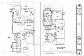 hacienda style homes floor plans spanish hacienda floor plans with courtyards luxury fresh image