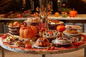 autumn at grand hyatt tokyo features halloween buffet oden
