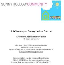 cover letter childcare assistant how to type a resume