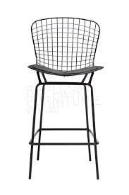 dining room modern bertoia counter stool design bring elegent