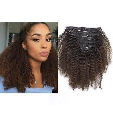 curly hair extensions clip in ombré clip in curly hair extensions ebay