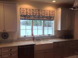 jaclyn smith home vol i i i fabric kitchen roman shade and soft