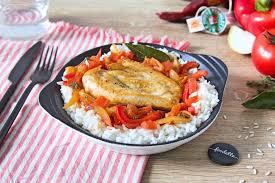cuisine poulet basquaise poulet basquaise la recette de poulet basquaise foodette