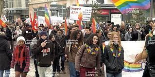 republicain lorrain mariage metz une mariage pour tous la colère des gays lorrains