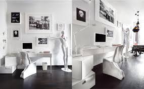 bureau blanc moderne 20 idées pour agencer et décorer un bureau