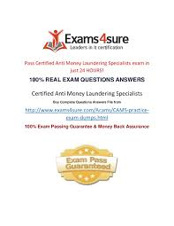 Willful Blindness Aml Cams Practice Test