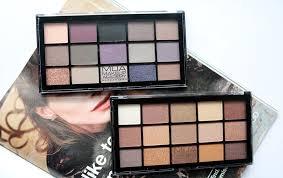 Makeup Mua budget two new mua makeup academy pro 15 shade eyeshadow