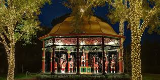 the 12 days of christmas dallas christmas events dallas arboretum