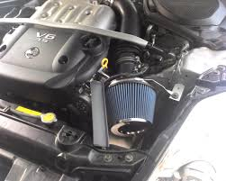 nissan 370z cold air intake so is the nismo cai