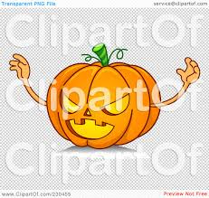 royalty free rf clipart illustration of a scary halloween