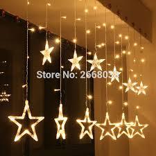 Led Light Curtains Led Light Curtain Lights Christmas Curtain String Fairy Wedding