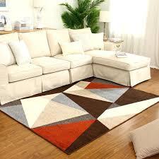 Modern Bedroom Rugs Coffee Table Rugs Modern Living Room Geometry Rug Coffee Table