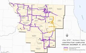 Rockford Illinois Map by Rockford Looks For On Ramp To Fiber Optic Superhighway News