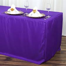 purple chair covers tablecloths chair covers table cloths linens runners tablecloth