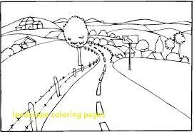 coloring pages for landscapes landscape coloring pages wkwedding co