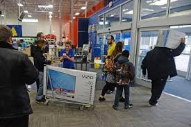 black friday quieter as more stores open on thanksgiving the