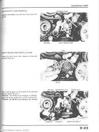1983 1987 honda xl600r dual sport motorcycle service manual
