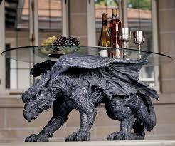 kneeling dragon table dudeiwantthat com