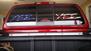 Confederate Flag Rear Window Decal America Yee Yee Windshield Decal 36