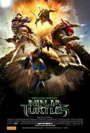 teenage mutant ninja turtles poster includes u201cseptember 11 u201d and