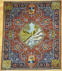 Buy Round Rug by Round Persian Rugs Buy Authentic Round Persian Rugs At Oldcarpet